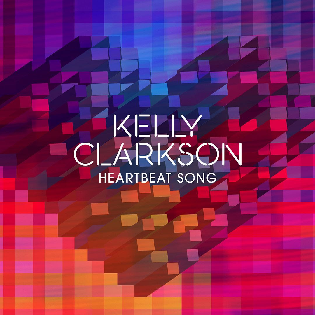Kelly Clarkson : Heartbeat Song (Single Cover) photo heartbeat_song_single.jpg