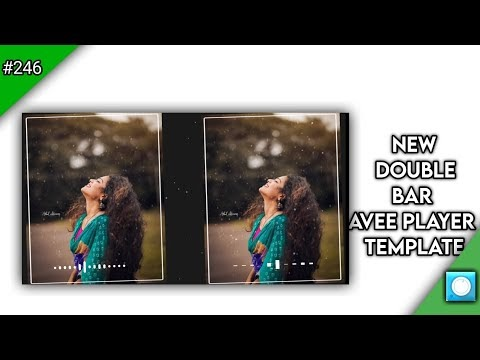 New Landscape Vertical Visualizer#246|Trending Template WhatsApp Status Edit Tutorial|Darkroom Tech