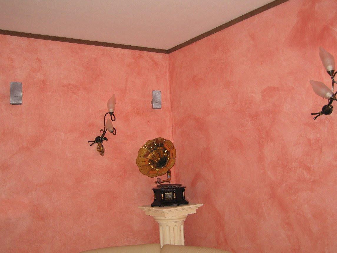 Pittura esterno casa: Velatura a pennello