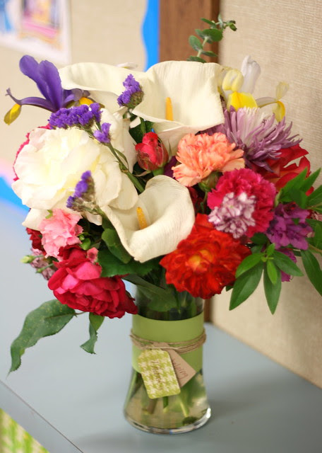School Bouquet