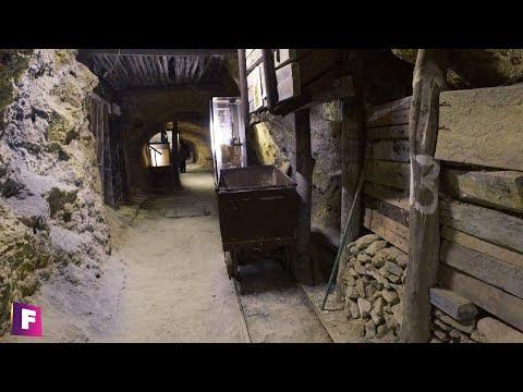 Búsqueda Mineral #3 - Mina de 500 años de antigüedad y compro muchos minerales raros