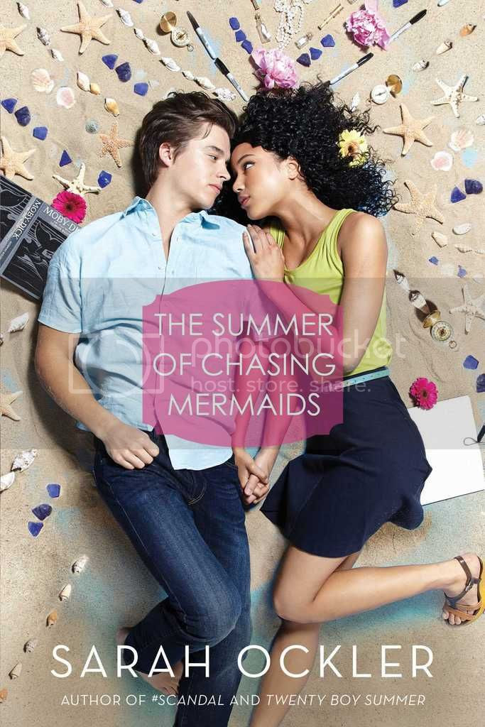 https://www.goodreads.com/book/show/23309653-the-summer-of-chasing-mermaids