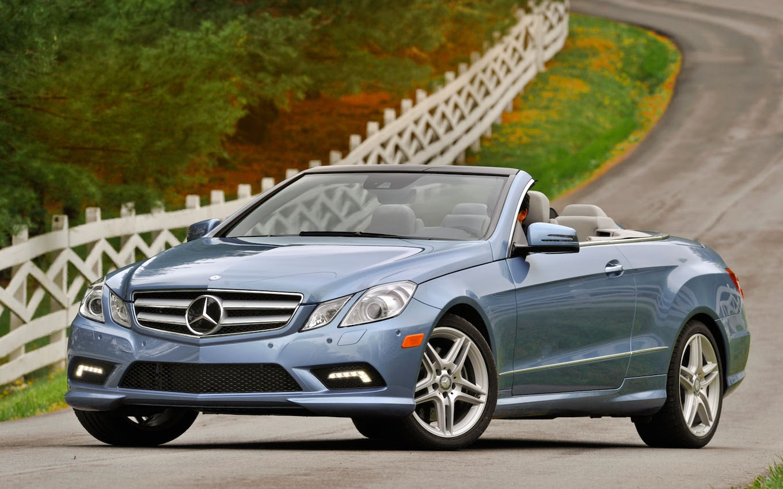 2011 Mercedes-Benz E-class Cabriolet Photo Gallery - Motor ...