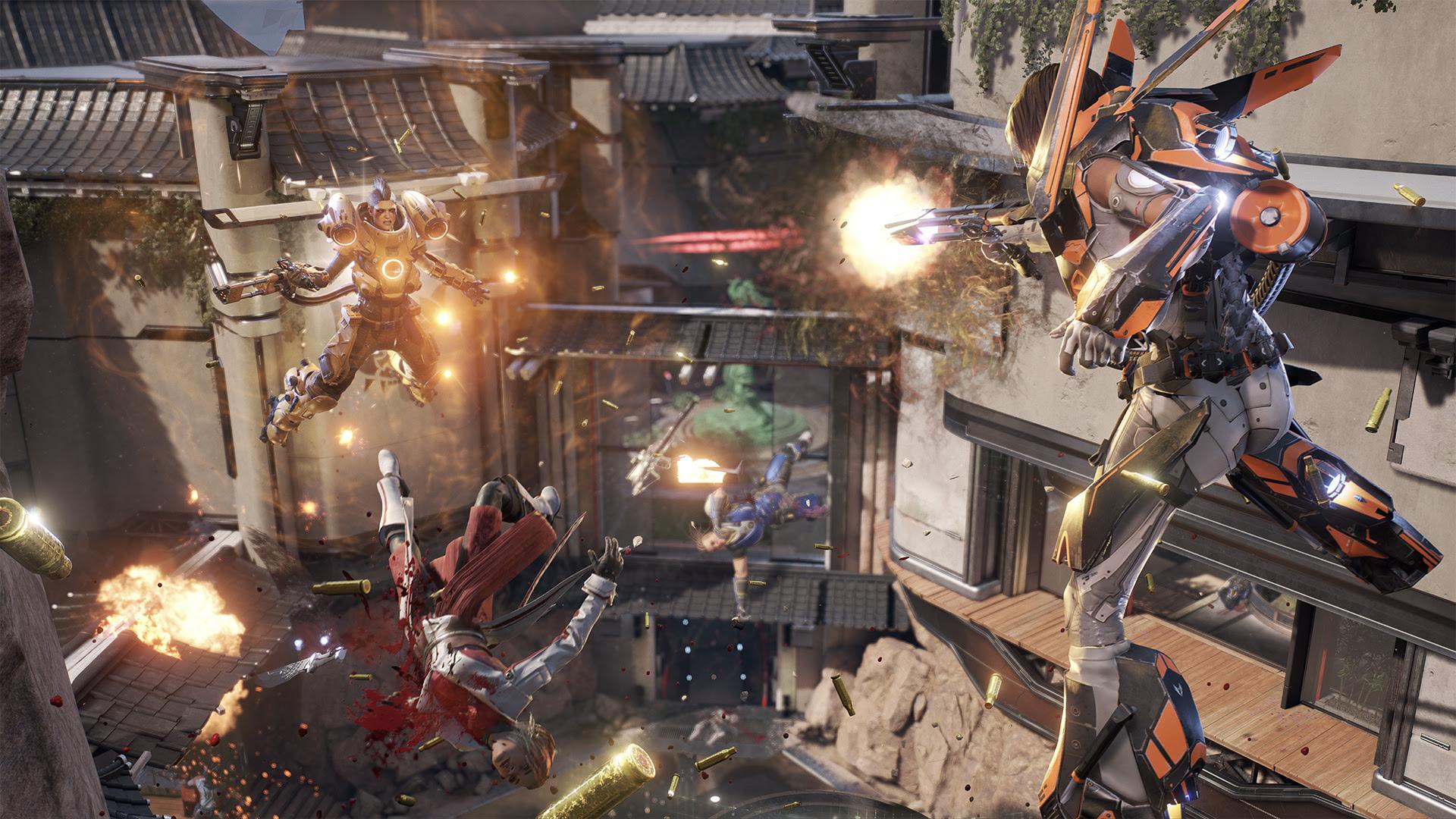 Review: LawBreakers screenshot