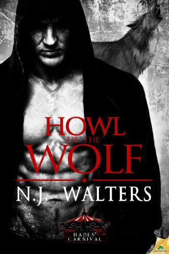 Howl of the Wolf (Hades' Carnival) by N.J. Walters