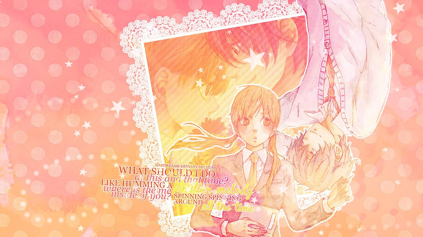 Tonari No Kaibutsu Kun Wallpaper What Should I Do Minitokyo