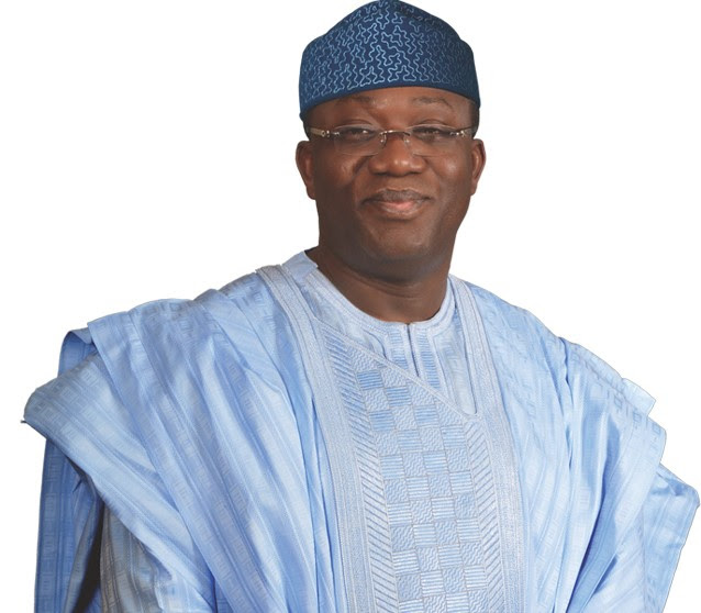 Image result for Ekiti, Dr Kayode Fayemi