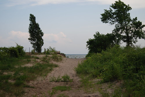 Public Acess to Lake Erie
