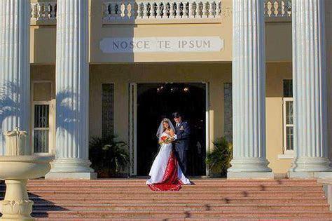 Masonic Wedding