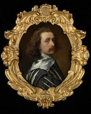 Van Dyck's self-portrait