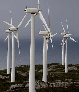 La Xunta autoriza el cuarto parque del concurso eólico con una inversión de 25 millones