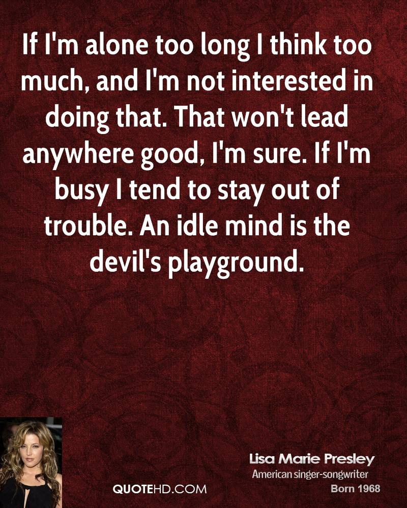 Lisa Marie Presley Quotes Quotehd