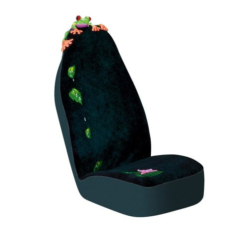 Car Buddies Frog Seat Cover