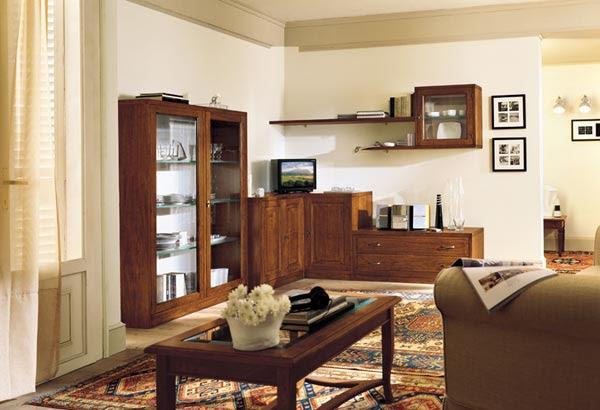 Fantastico Arredamento Soggiorno Classico Moderno ~ decor