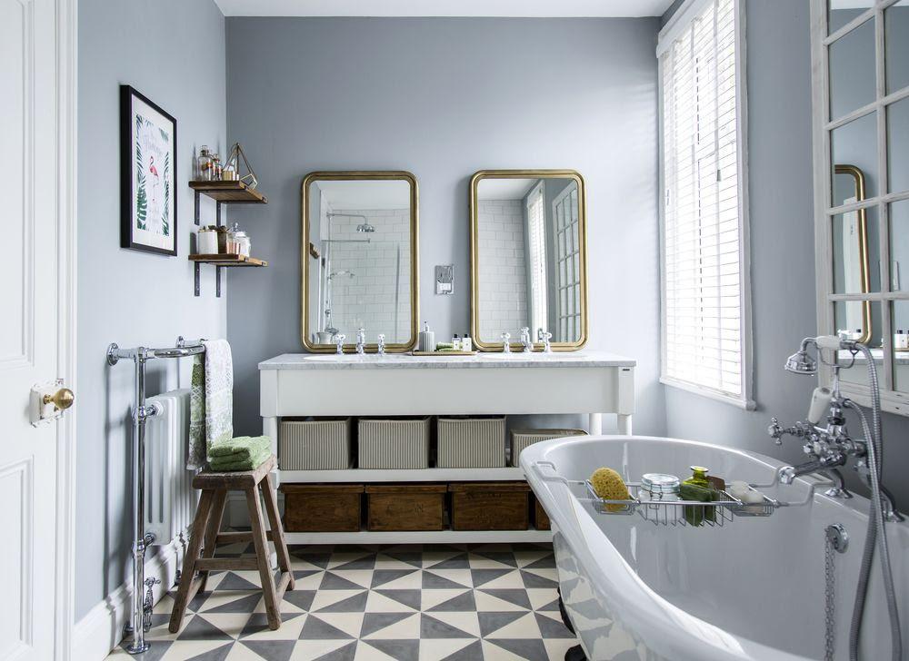 Boutique hotels provide inspiration for vintage bathroom ...