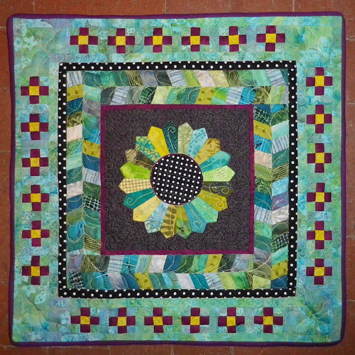 quilt #4 - quilted and bound
