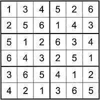 Grilles de sudoku facile gratuit et en ligne - Grilles sudoku a imprimer 16x16 ...