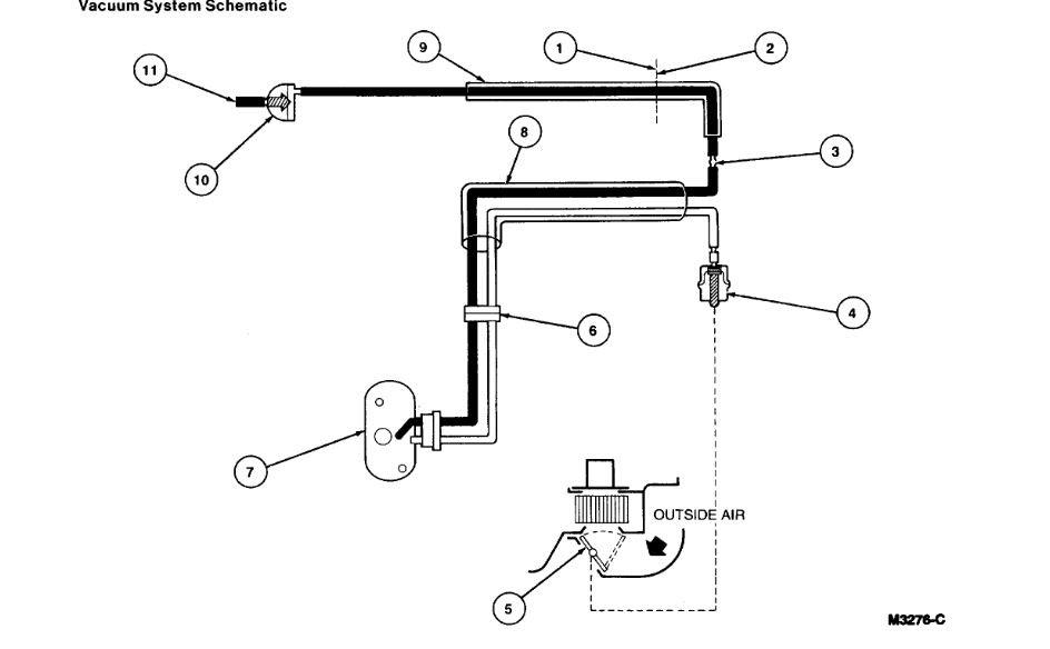 2004 Ford Explorer Vacuum Hose Diagram
