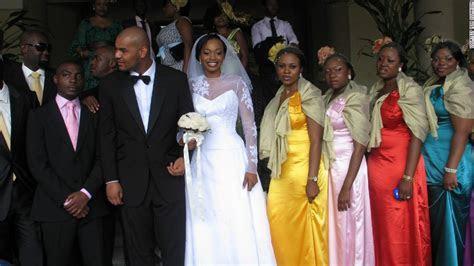 My big, fat Nigerian wedding: Inside Lagos' bridal boom   CNN