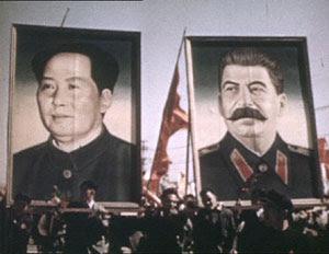 Resultado de imagen de mao y stalin
