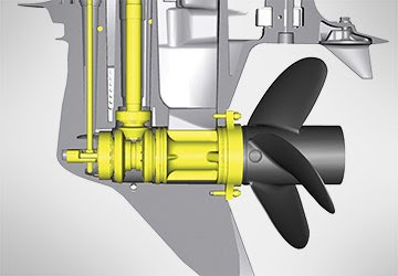 Mercury Outboard Lower Unit Diagram