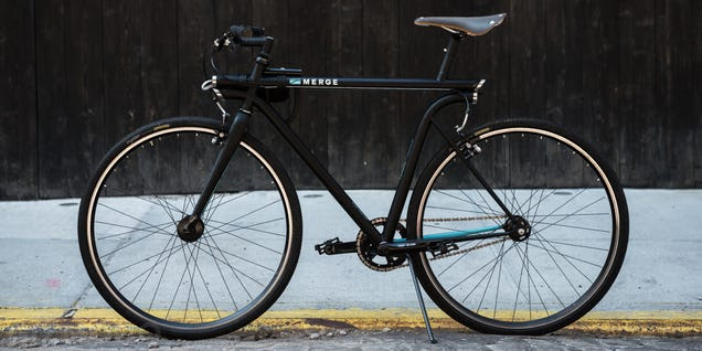 Someone Finally Built the Ultimate Urban Bike