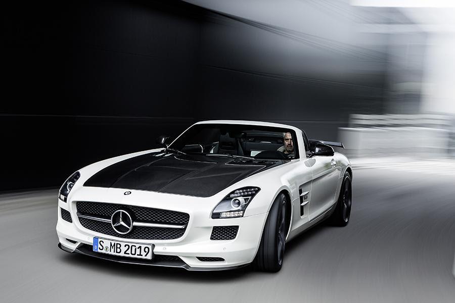 Mercedes-Benz SLS AMG Coupe Models, Price, Specs, Reviews ...