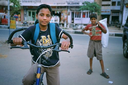 India #5: Rich kid, poor kid