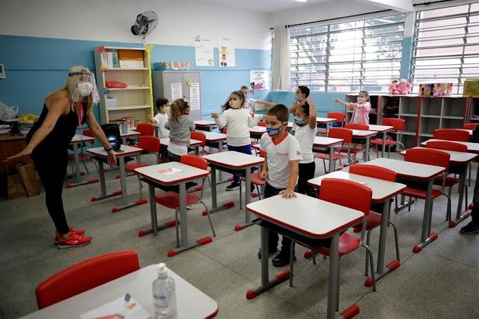 BRASIL EMPIEZA A RETOMAR LAS CLASES CON ENORMES BRECHAS DE DESIGUALDAD