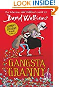 Gangsta Granny by David Walliams Book Cover