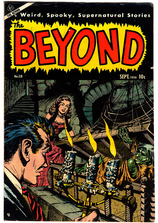 The Beyond #28 (Ace, 1954)