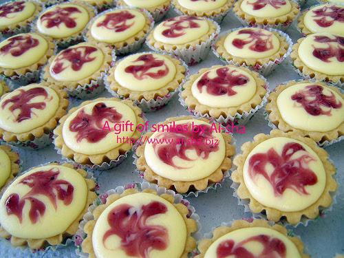Cheese Tart Ai-sha Puchong Jaya