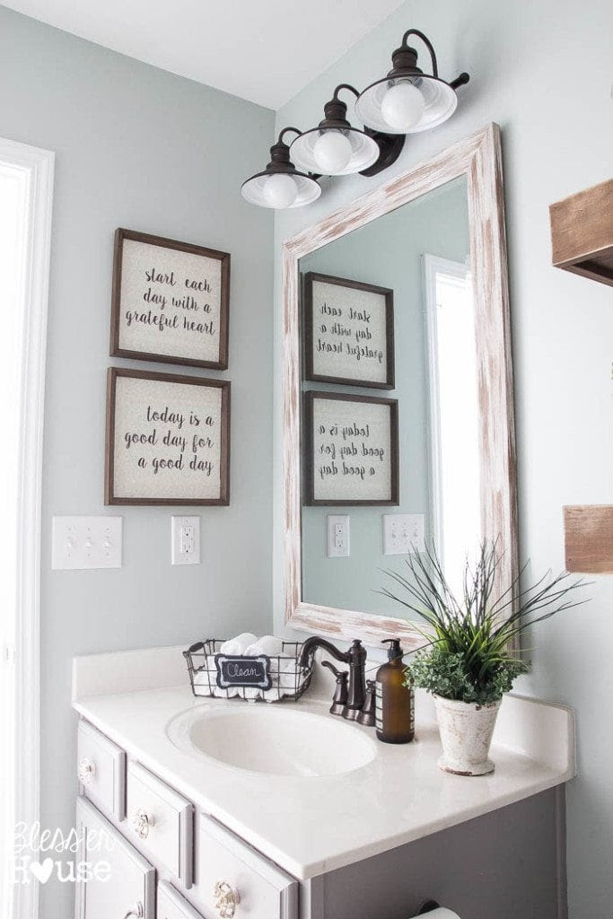 The Trick to Get Designer Paint Colors on the Cheap   blesserhouse.com
