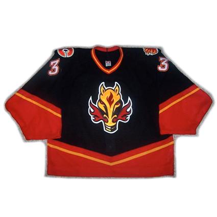 Calgary Flames 02-03 jersey