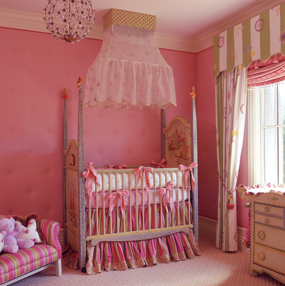 Baby Prep 101: Decorating A Fabulous Baby's Room ...