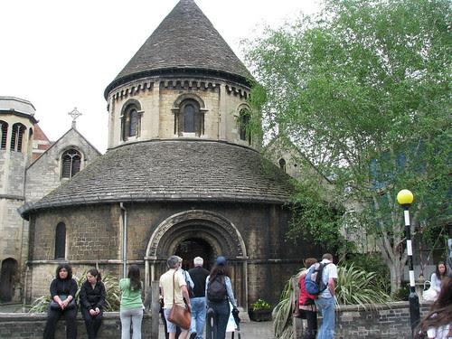 Holy Sepulchre (Round Church)