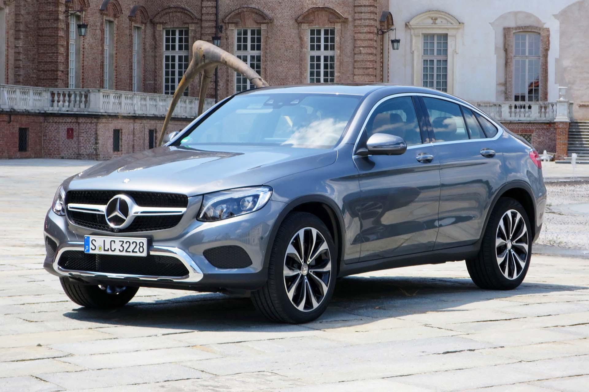 Mercedes benz 300 coupe