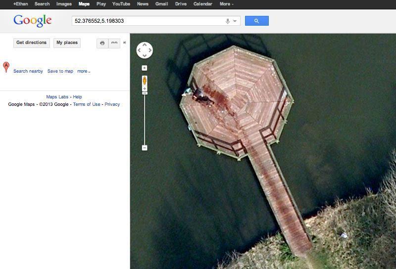 9gag On Twitter Go On Google Maps Type In 52 3765525