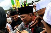 Hadiri Acara Maulid Nabi di Monas, Panglima TNI Gemetaran