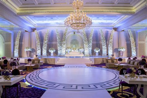 A Purple Wedding for Mashael Al Hammadi by Event Chic