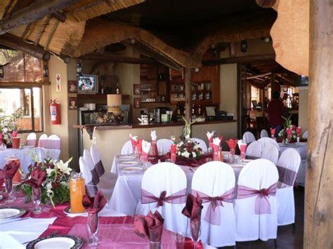 Bosveld Lapa Restaurant in Secunda