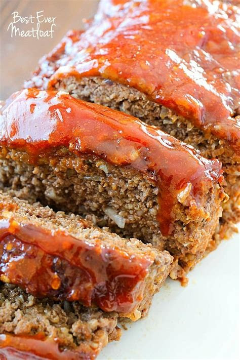 meatloaf recipe yummy healthy easy