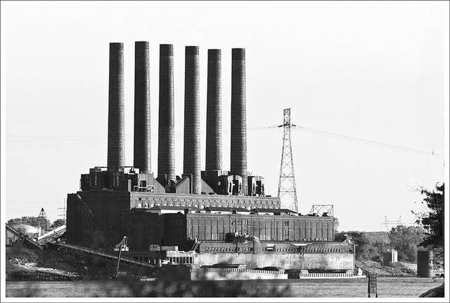 Industry On The Mississipp