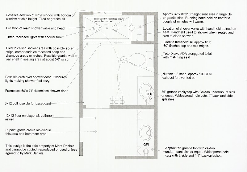Ideas For Bathroom Lighting Layout images