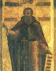 ST. PAUL, Ascetic, Abbot of Obnora, Vologda