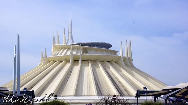Disneyland Resort, Disneyland, Space Mountain, Safety, Rail