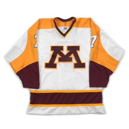 Minnesota Gophers 1980-81 jersey, Minnesota Gophers 1980-81 jersey