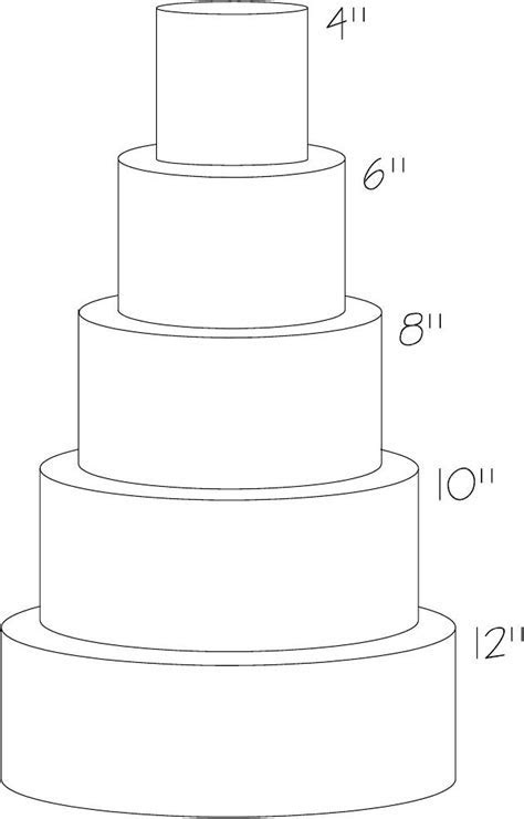 17 Best images about Cake Templates on Pinterest   Number