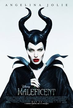 The New Maleficent Poster is All Kinds of Epic
