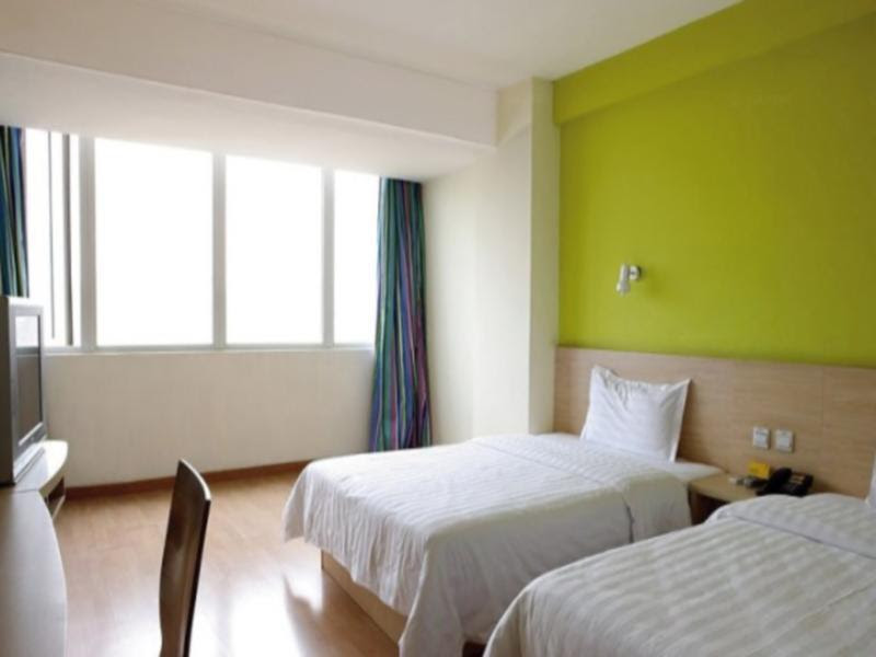 7 Days Inn Yuncheng Zhongyin Branch Reviews
